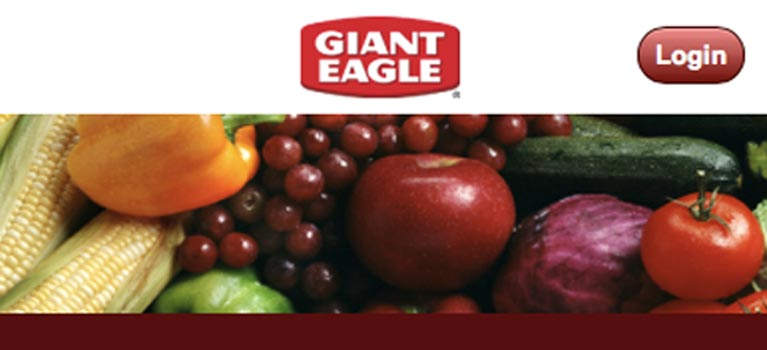 Giant Eagle Mobile Website