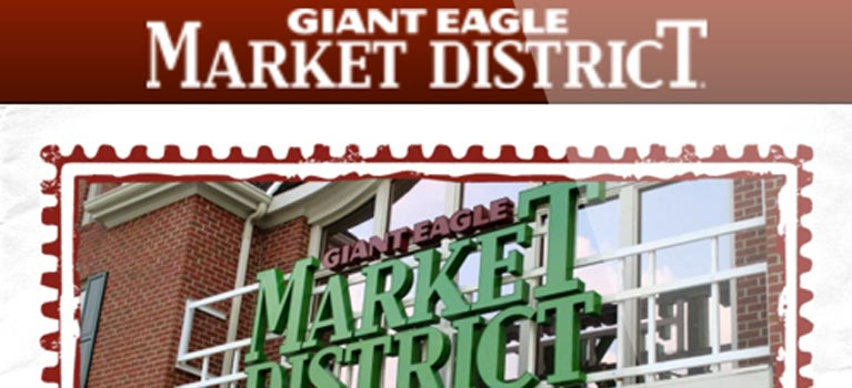 Market District Mobile Website